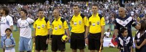 A-League match officials