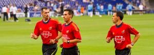 Referees training